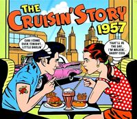 SEALED NEW CD Various - The Cruisin Story 1957