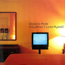 Depeche Mode Maxi CD Only When I Lose Myself (Labels – 724389533224) - France