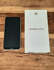 Smartphone HUAWEI P20 LITE GOLD, 64 GB, ohne Simlock, Rg. vorhanden, Top Zustand