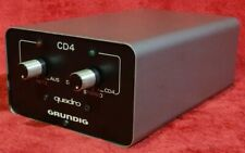 Grundig CD-4 Quadro Decoder Demodulator Quadrophonie Original Rarität