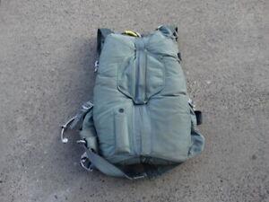 US Military BA-22 Bailout Paracute Canopy Kit (28' nylon parachute & harness)
