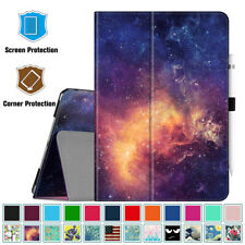 For iPad 8th Gen 10.2 inch 2020 Smart Case Stand Back Cover with Pencil Holder