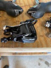 Shimano 105 mixed groupset 3x10 fsa crankset