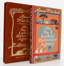 Signed No1 Ladies Detective Agency Alexander McCall Smith Limited Illustrated