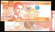 Philippines , P New , 20 Peso,2013,Unc