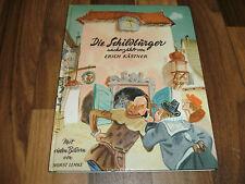 Erich Kästner / Horst Lemke -- Die SCHILDBÜRGER /  Ueberreuter Verlag 1963