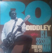 LP/VA ✦✦BO DIDDLEY IS A ...SESSION MAN ✦✦ Studio Work 1955-57