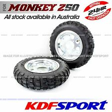 KDF TYRE 3.50X8 8 3.50 2.50X8 RIM WHEEL 2.5 3.5 FOR HONDA MONKEY Z50 Z50R Z50J
