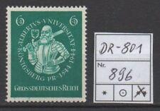 Deutsches Reich, Michel Nr. 896 (Albertus Universität)  tadellos postfrisch.