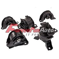 New Engine Motor & Trans Mount Set 5PCS for 96-00 Honda Civic 1.6L