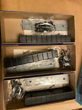 ROUNDHOUSE/ATHEARN - Set of 14 Undecorated HO Scale Freight Car Kits