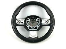 MINI Cooper R55 R56 R57 R60 Multifunction Leather Steering Wheel 2751499 2751500
