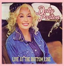 DOLLY PARTON - LIVE AT THE BOTTOM LINE (New & Sealed) CD Country