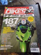 Performance Bikes/GSX-R1000/KTM RC8R/GSX1400/CB1300S/Ducati1198/CBR900RRN/