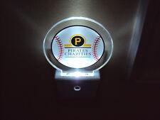 PITTSBURGH PIRATES CHARITIES NIGHT LIGHT LITE MLB BASEBALL KIDS ROOM MAN CAVE
