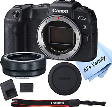 Canon Eos Rp Mirrorless Camera (Body Only)+ Mount Adapter Ef-Eos R,Cleaning Cl