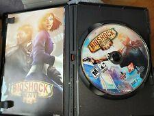 Bioshock Infinite PC 3 DVD-ROM Game 2013 2K Shooter 3 DISK FREE SHIPPING CANADA