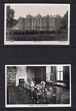 WILTSHIRE longleat house set of five photocards from the fifties