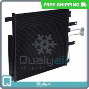 AC Condenser fits Dodge Ram, Ram 4000 / Ram 1500, 2500, 3500, 4000 QU