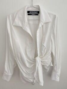 JACQUEMUS Le Bahia Shirt L'Anneé 97 - Size 36