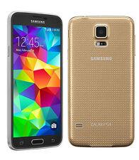 "Déverrouillé Téléphone 5.1"" Samsung Galaxy S5 SM-G900T 16GB 16.0MP NFC WIFI - Or"