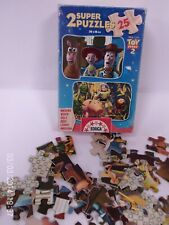 EDUCA Disney pixar toy story 2 super puzzles x 2  good use condition