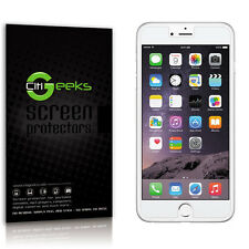 CitiGeeks® iPhone 6 Screen Protector Crystal Clear HD Film Shield [3-Pack]