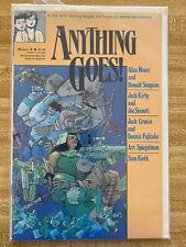 Anything Goes #2 by Alan Moore Art Spiegelman Jaime Hernandez Sam Kieth (1986)