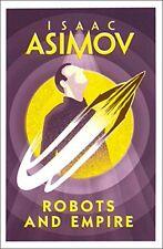 Robots and Empire (Robot 4), Asimov, Isaac, New