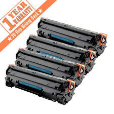 4x Canon 137 Toner Cartridge for CRG137 imageClass MF212w MF244dw MF216n MF247dw