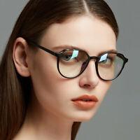 Retro Round Blue Light Filter Blocking Computer Glasses for Anti Eyestrain UV420