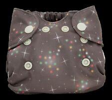 Kelvin - Born Smart Newborn Organic Cloth Diaper by Smart Bottoms