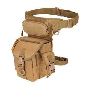 Metal Detecting Pouch Tactical Bag Military Waist Motorcycle Backpack Hunting