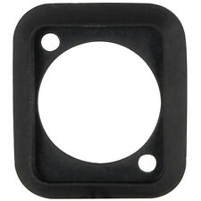 Neutrik SCDP-0 Sealing Gasket for D-size Connectors Black