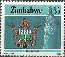 Timbre Blasons Zimbabwe 104 ** (30239) - cote : 10 €