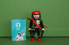 Playmobil 5157 Figures Boys Serie 2 Ninja mit Schwert Asiate Kämpfer Samurai