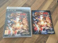 PS3:  STREET FIGHTER X TEKKEN