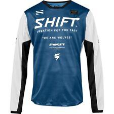 Shift 2017 White Label Tarmac Jersey-Blue-S