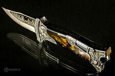Coltello da Caccia Turistico KANDAR A3188 - NS035 - SURVIVAL KNIFE