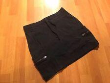 Athleta Skirt 2 Cargo Skort Shorts Nylon Spandex Zip Pockets Hiking