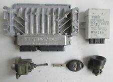 Genuine Used MINI ECU + Lockset for R50 Cooper 2003 W10 Manual - 7536024 #23