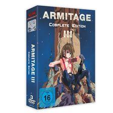 Armitage III Complete Edition DVD