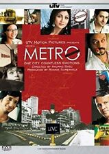 Life in A Metro (Hindi DVD) (2007) (English Subtitles) (Brand New Original DVD)