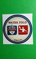 "US OLYMPIC WATER POLO LONDON 2012 TV GETGLUE GET GLUE SM 1.5"" STICKER"