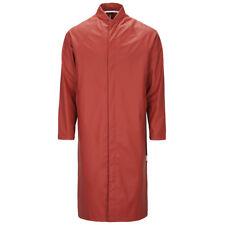New RAINS Mackintosh Waterproof Coat in Scarlet Size S/M
