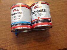 Lab Metal 24 oz & 16 oz. Lab Solvent