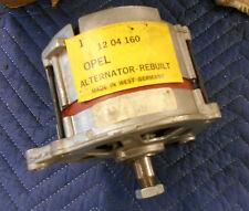 NOS GM Delco Alternator # 1204160 Opel