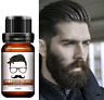 Beard Oil For Men Boosts Beard And Mustache Growth Fast 100% Natural 10ml Size