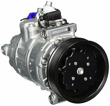 A/C Compressor and Clutch-New Compressor DENSO fits 04-05 VW Touareg 4.2L-V8