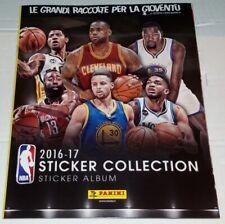 Nba Basketball 2016-2017 Album Vacío Panini
